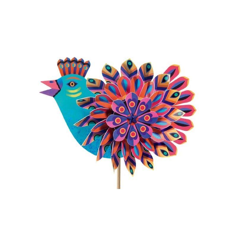 Molinillo ave paraiso - Monetes