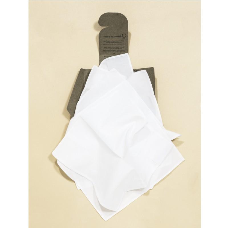 Pañuelos de algodón orgánico LastTissue