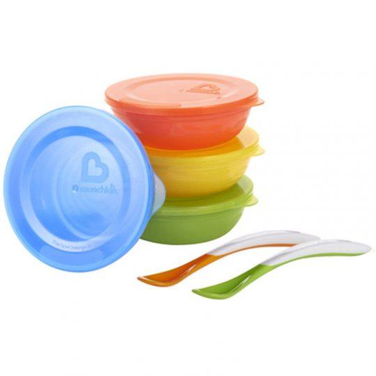Pack cuencos y cucharas Love a Bowls™ - 10 piezas -