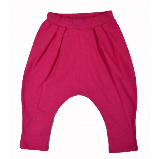 Pantalón bombacho - Fucsia -