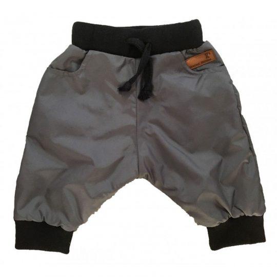 Pantalón bombacho - Sparkly Gris -