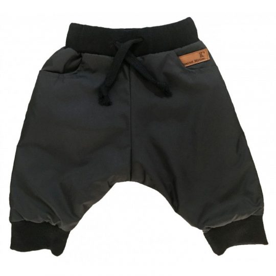 Pantalón bombacho - Sparkly Negro -