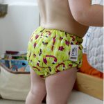 Pantaloncito de Noche Flamingo - Monetes