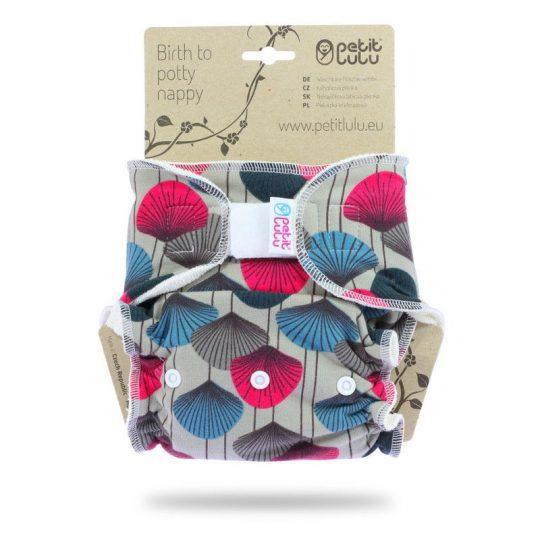 Ajustado Velcro Talla Única Petit Lulu - Ginkgo -