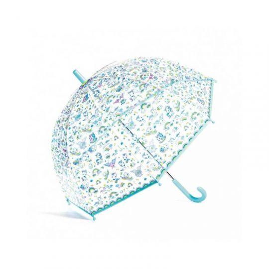 Paraguas Infantil Unicornios