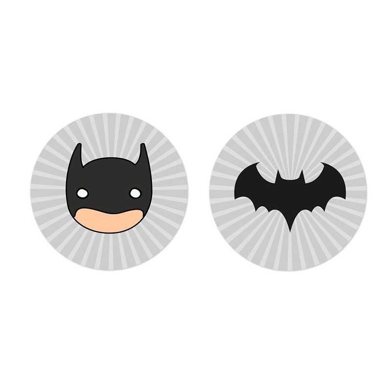 Parche - Bat Superhéroe -
