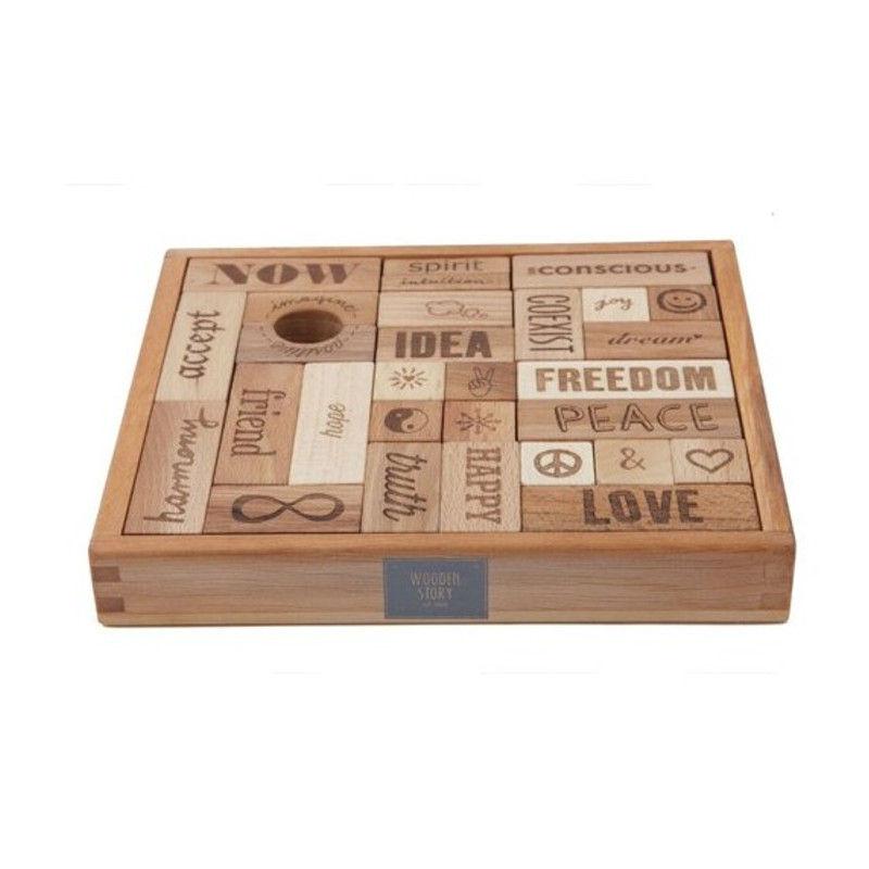peacelove-blocks-29pcs-wooden-story-monetes