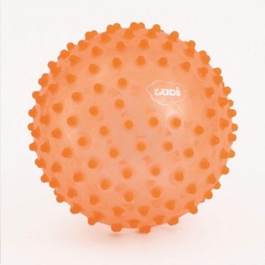 Pelota de Estimulación Sensorial - Naranja -