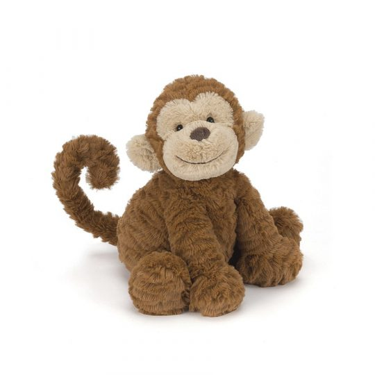 Peluche Jellycat Fuddlewuddle Monkey