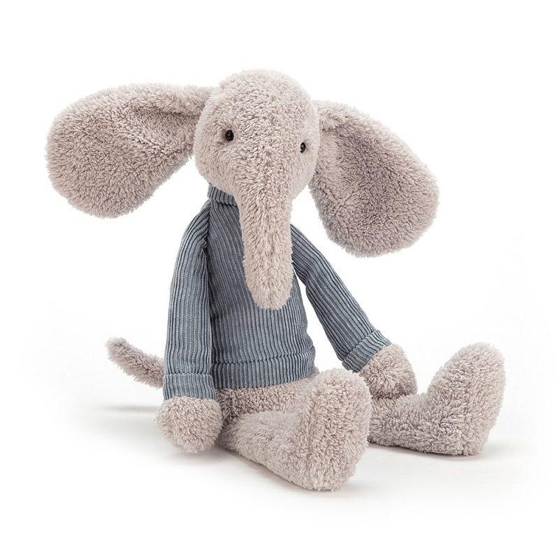 Peluche Jellycat Jumble Elephant - Monetes