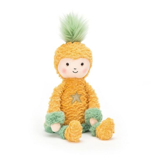 Peluche Jellycat Perky Pineapple Top