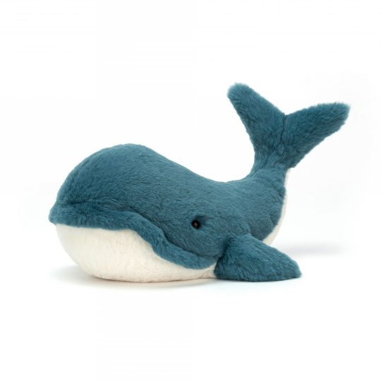 Peluche Jellycat Wally Whale