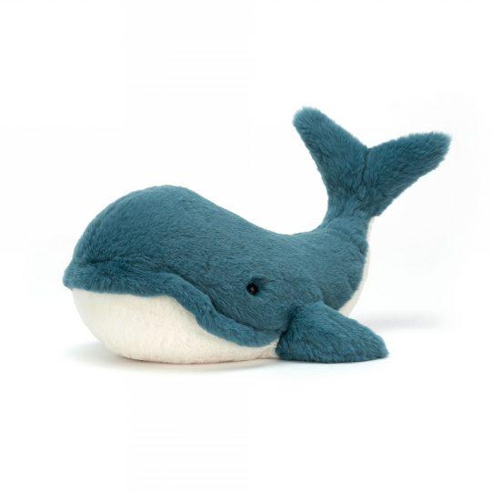 Peluche Jellycat Wally Whale