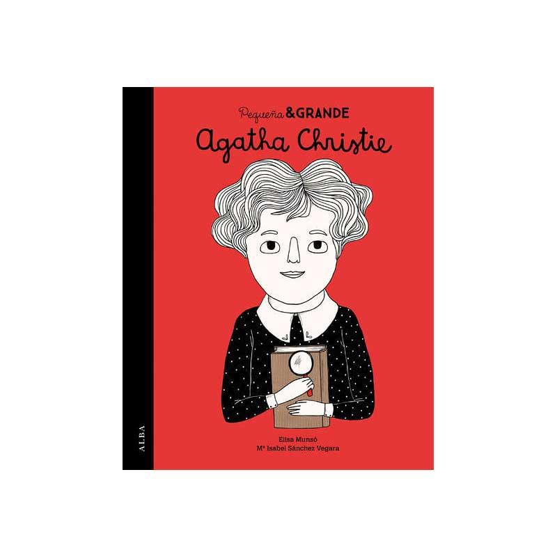 Pequeña y grande: Agatha Christie