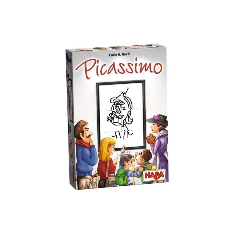 Picassimo - Monetes