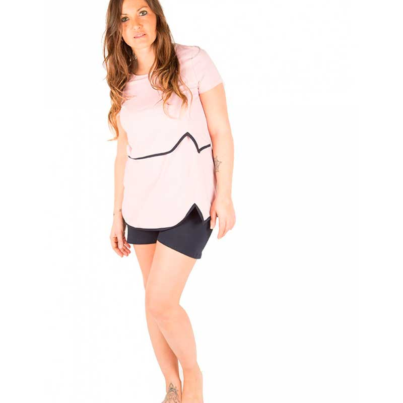Outlet. Pijama Embarazo/Lactancia Boat