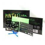 PintaFluo Pizarra Fluorescente - Monetes