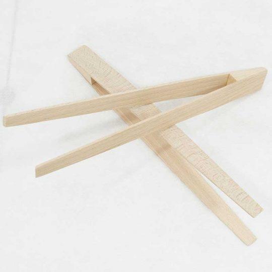 Pinzas de madera - grandes -