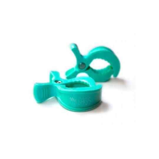 Pinzas My Clips - Verde -