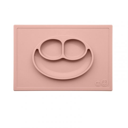 Plato antideslizante HappyMat Blush