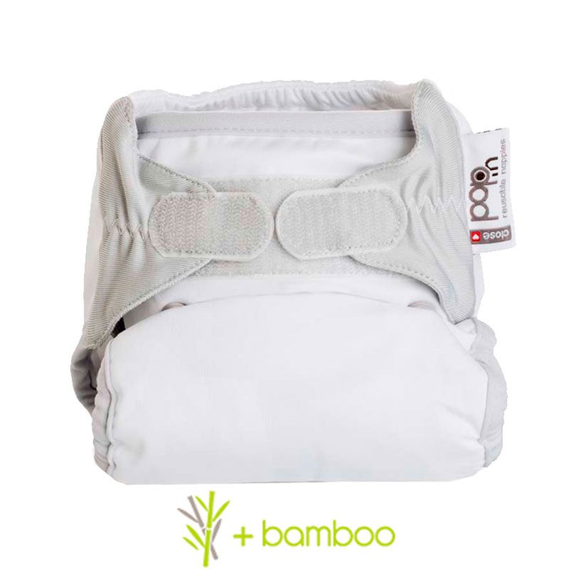 Pañal Pop-In Bambú Blanco New Gen V2