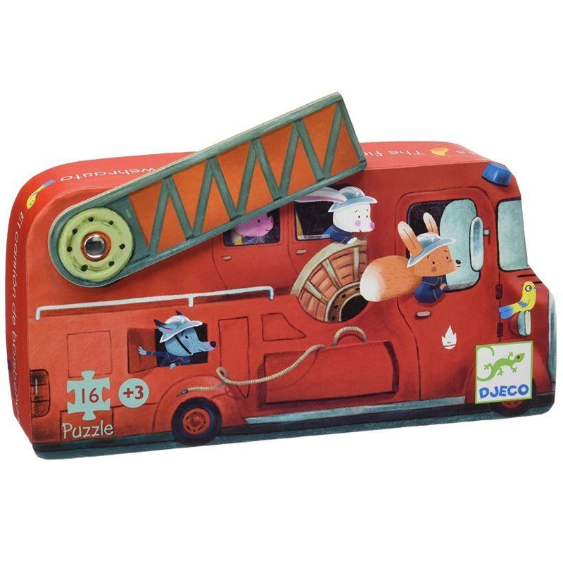 puzle-silueta-camion-bomberos-djeco-monetes