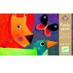 puzzle-gigante-desfile-animales-djeco-monetes