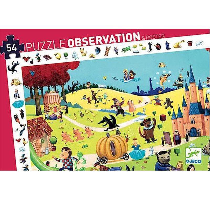 puzzle-observacion-cuentos-54-piezas-djeco-monetes