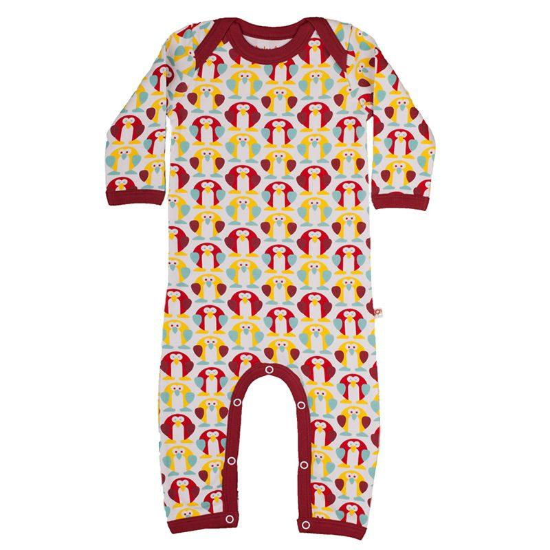 ropa-organica-bebe-kutuno-penguin-monetes-pijama