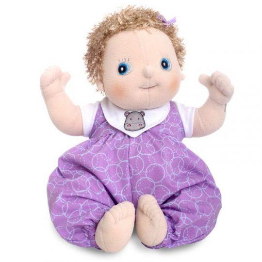Muñeco Rubens Barn Baby Sexuada - Emma -