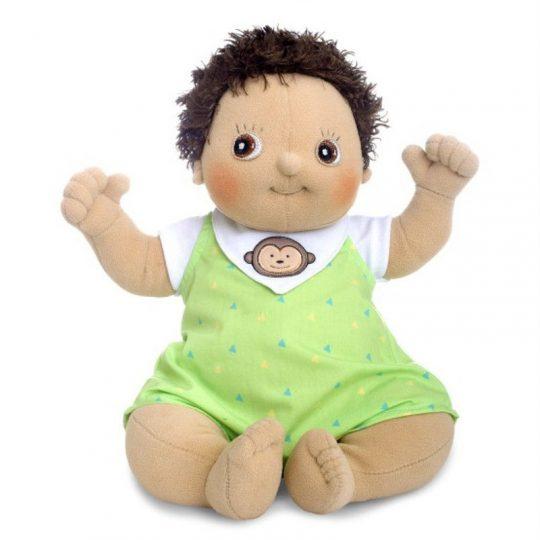 Muñeco Rubens Barn Baby Sexuado - Max -
