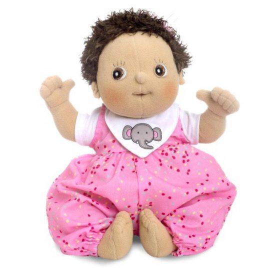 Muñeco Rubens Barn Baby Sexuada - Molly -