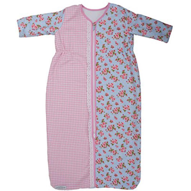 Saco de dormir de verano talla 0/6 meses, Little Dutch