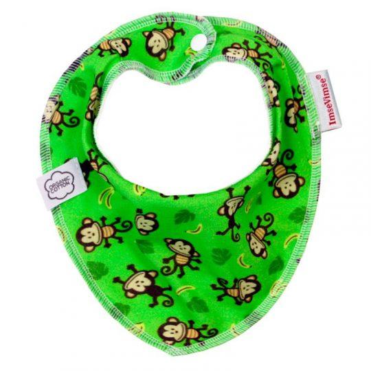 Secababas Imse Vimse - Monos Verde -