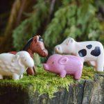 Set animales de la granja Plan Toys