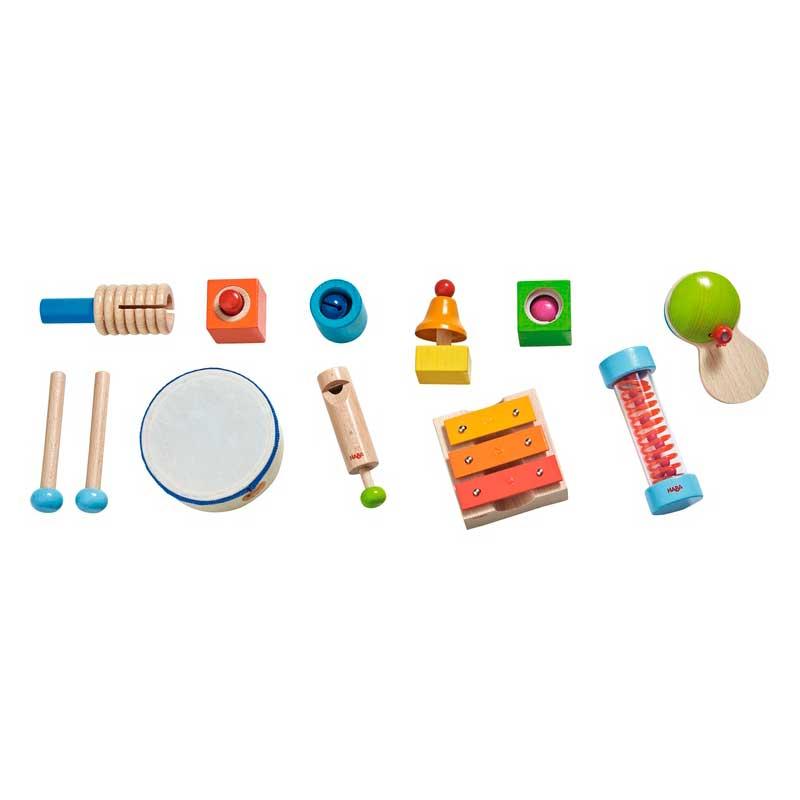 Set percusionista