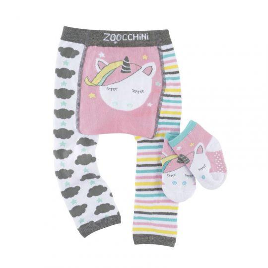 Set Legging & Calcetines - Allie el Unicornio -