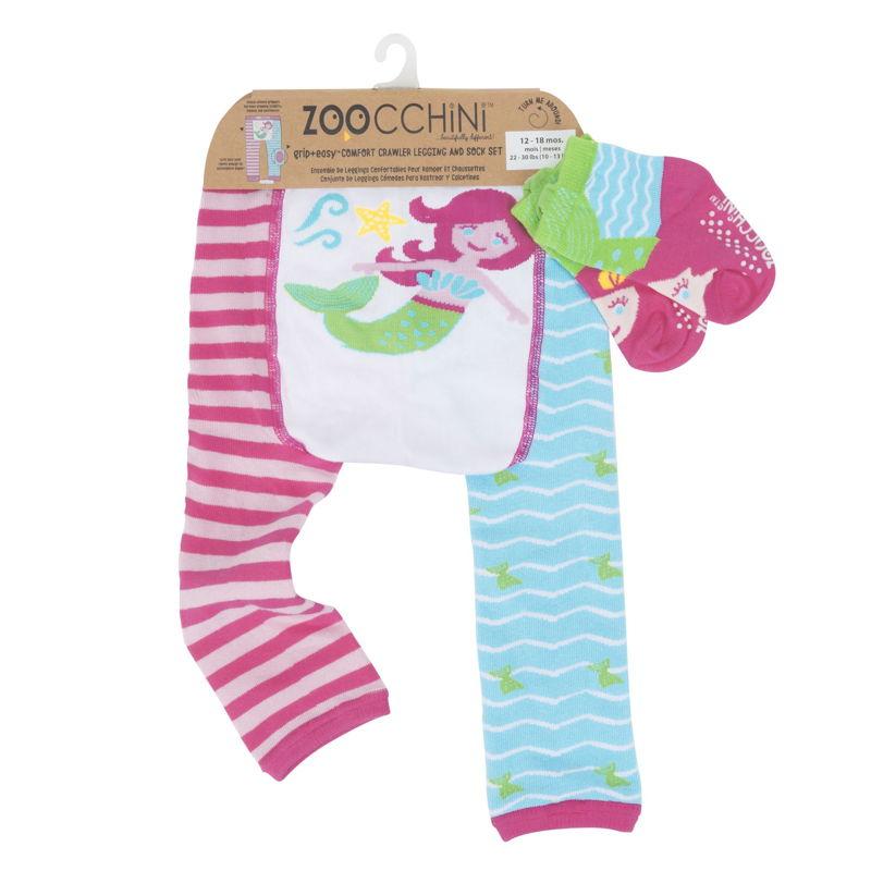 set-leggings-calcetines-marietta-sirena-zoocchini-monetes-5