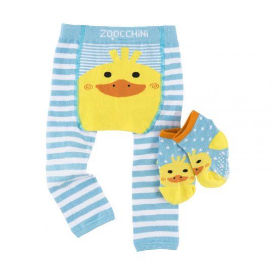 Set Legging & Calcetines - Puddles el Pato -