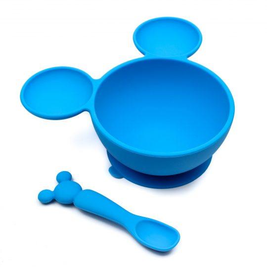 Set de silicona antideslizante Mickey