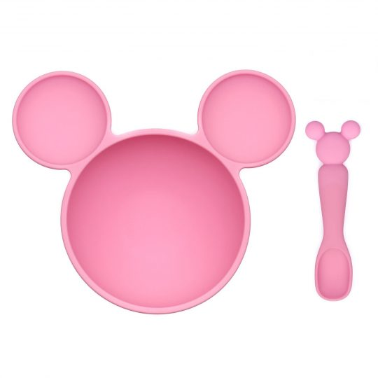 Set de silicona antideslizante Minnie