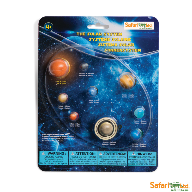 Sistema Solar Safari Ltd