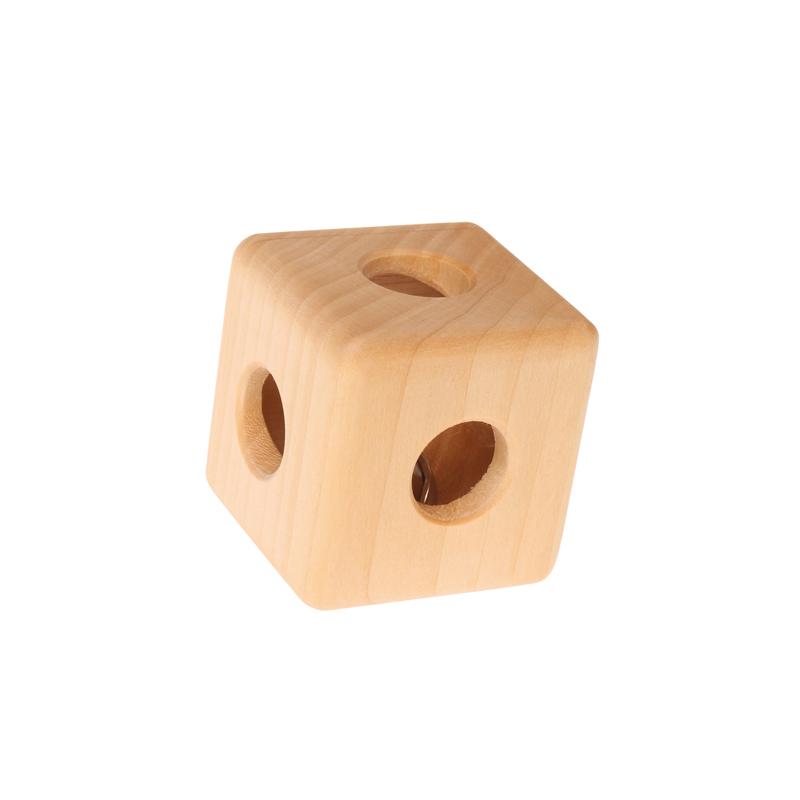 Sonajero cubo con cascabel
