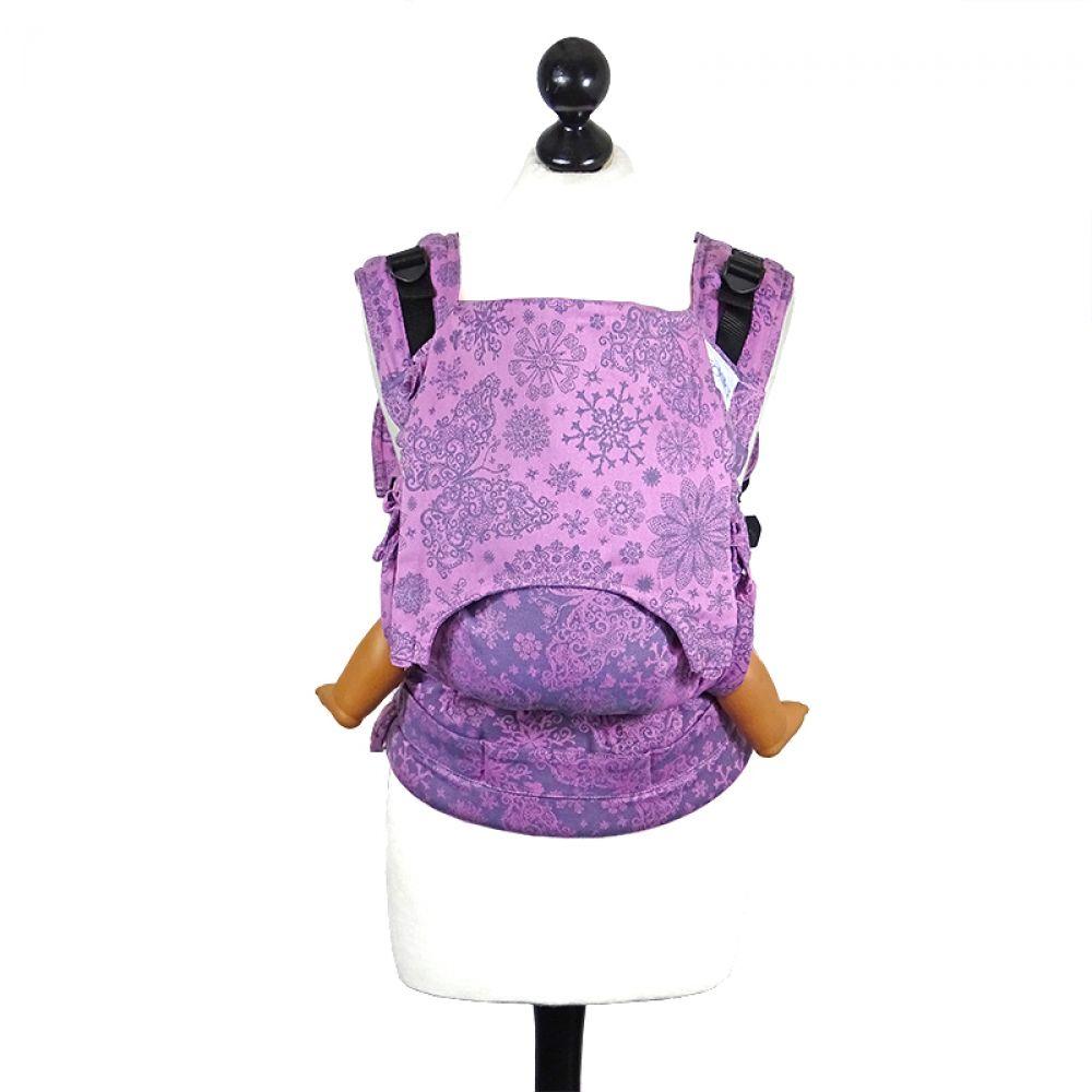 Mochila Fidella Fusion Iced Butterfly - Violet - Baby