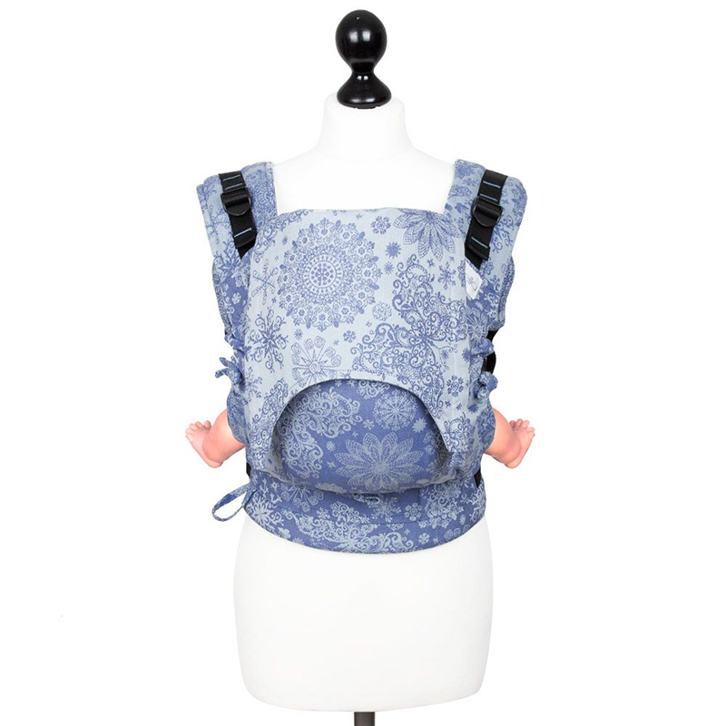 Mochila Fidella Fusion 2.0 Iced Butterfly - Azul Claro - Toddler