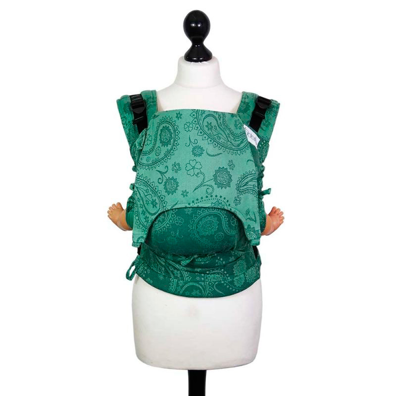 Mochila Fidella Fusion Persian Paisley - Verde - Baby