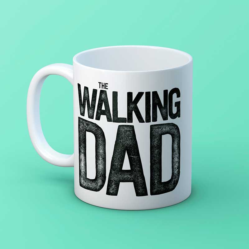 Taza 'Walking Dad'