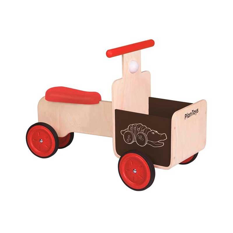 Triciclo de reparto PlanToys