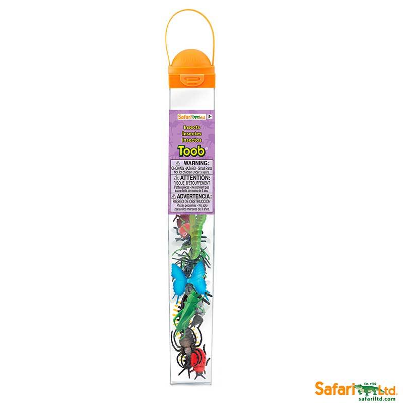 Tubo Safari Ltd - Insectos -