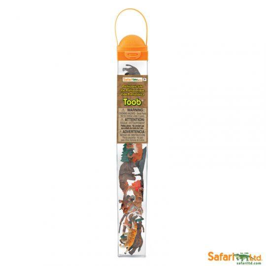 Tubo Safari Ltd - Vida Prehistórica-